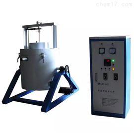 傾倒式熔鋁井式坩堝保溫電爐