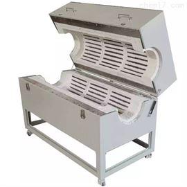 多溫區開啟式管式電爐