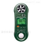 艾示科 45170  5合1風速氣流濕度溫度和照度