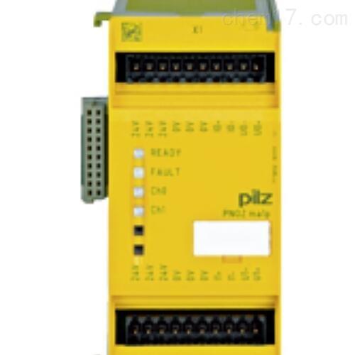773545皮尔兹PILZ安全模块相关数据