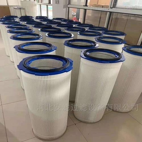 工业阻燃除尘PTFE覆膜滤筒