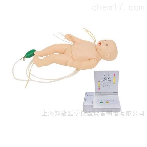多功能电脑婴儿心肺复苏模拟人