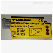 LI1250P0-Q25LM0-ELIU5X3-H德国图尔克TURCK位移传感器