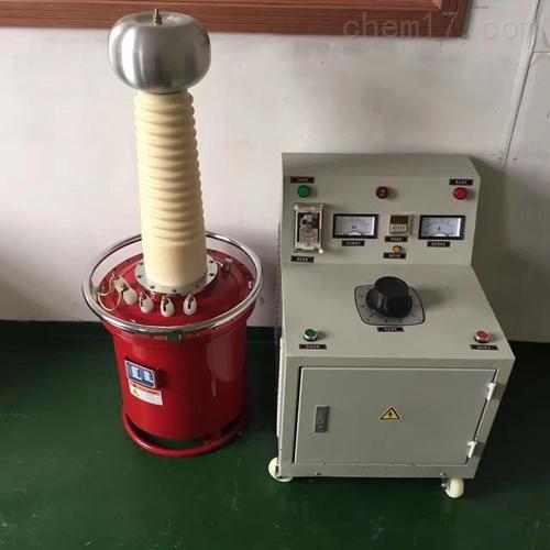交联电缆工频耐压试验装置