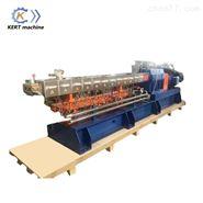 KET35机水拉条塑料挤出机生产线
