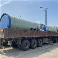 玻璃钢标准立式一体化预制提升泵站技术标准