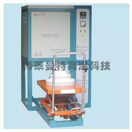 YB-SDA1700度电动液压升降炉-升降式烧结炉