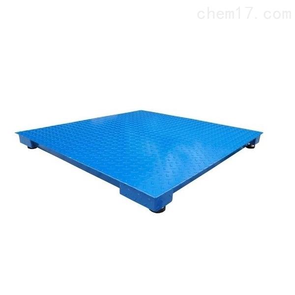 台面1.5米x2米3吨小地磅