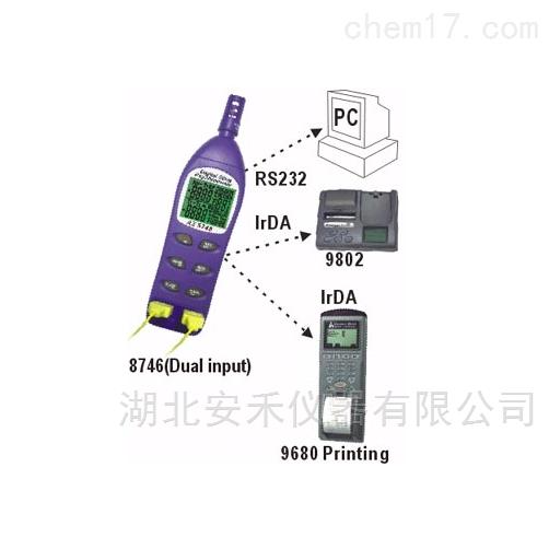 中国台湾衡欣温度湿度露点多功能温湿度计总代理