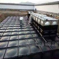 定制地埋式箱泵一体化消防水箱厂家设计说明