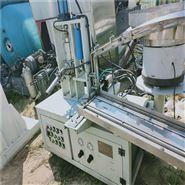 各种途径回收二手半自动硬管玻璃胶包装机