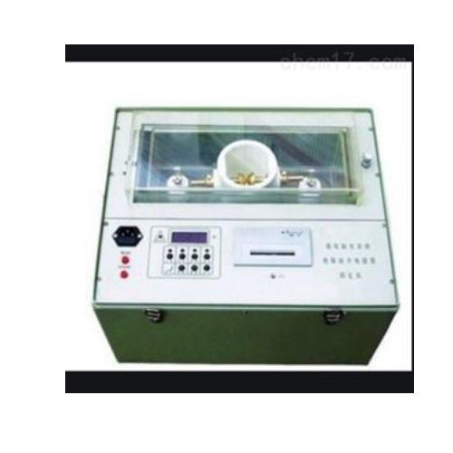 微电脑绝缘油介电强度测试仪