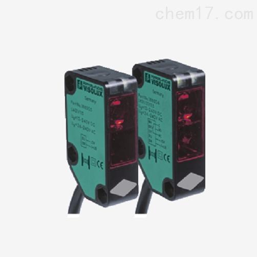 P+F对射型光电传感器