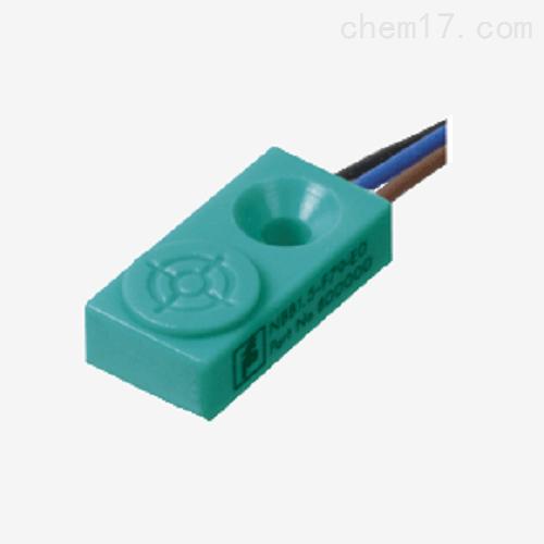 P+F电感式传感器