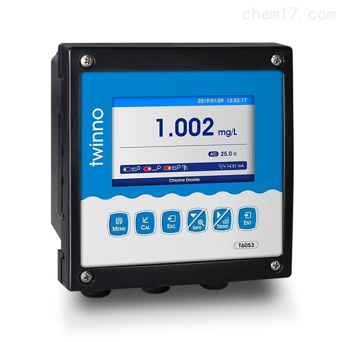二氧化氯监测仪控制器