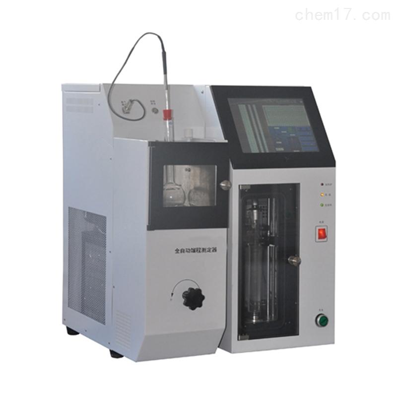 全自动蒸馏测定器