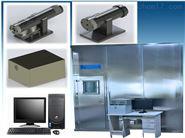 YMD-A-A电缆燃烧烟密度光测系统