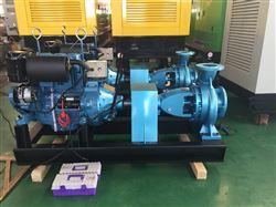 柴油机单级离心泵