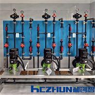 HCCL自来水厂次氯酸钠发生器水处理