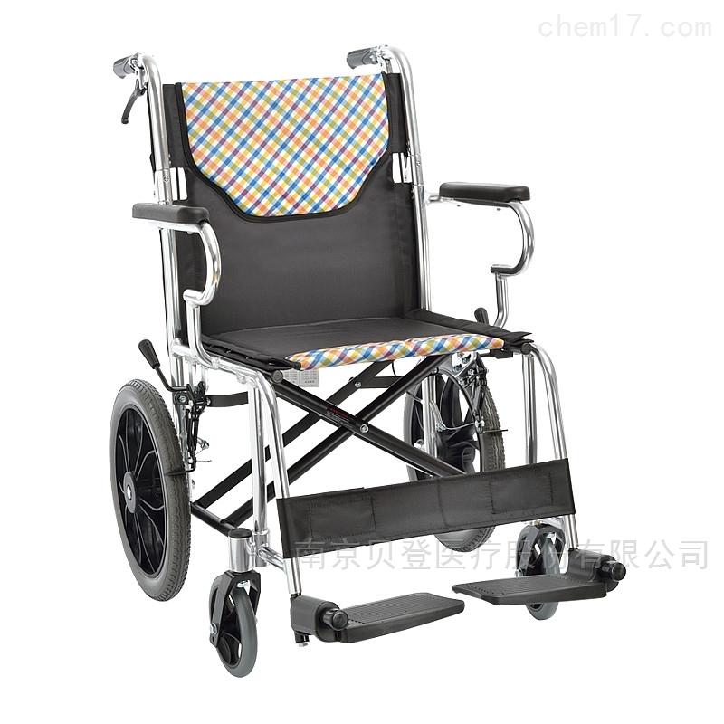 鱼跃yuwell 手动轮椅车 铝合金