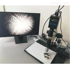 高精度检测测量视频显微镜