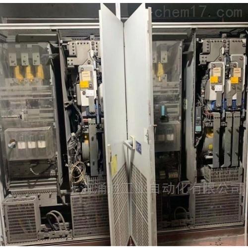 西门子G120变频器开机报过流故障维修