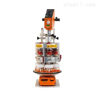 Tornado机械搅拌式六位平行合成仪