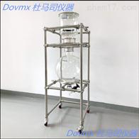50L可拆卸真空过滤器 玻璃抽滤机 玻璃反应釜