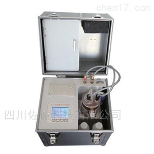 SF-1型便携式油液微量水分仪