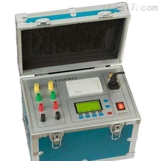 河北省承试电力设备助磁法直流电阻测试仪