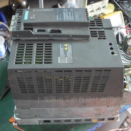 西门子S120变频器报警F07016故障处理