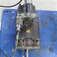 西门子伺服电机发热无力维修