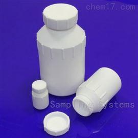 Sampling Systems A125FDA食品级聚四氟乙烯PTFE样品瓶