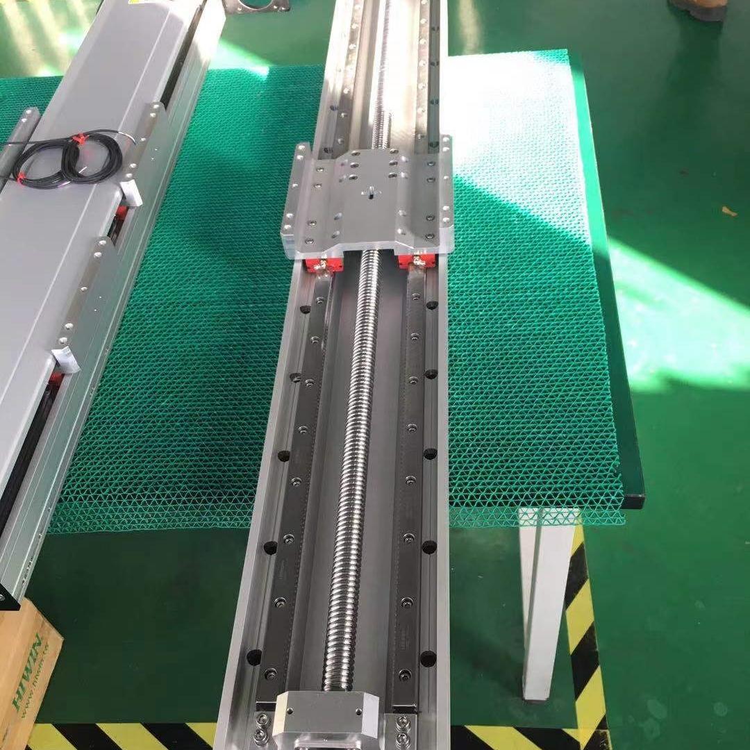 昆山半封闭丝杆模组RSB210