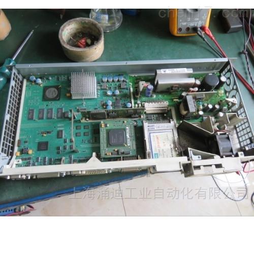 西门子840D数控系统NCU风扇不转维修