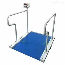 SCS双扶手血透析轮椅电子秤