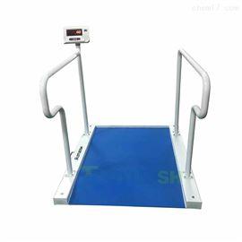 SCS帶引坡碳鋼輪椅電子秤