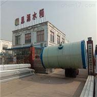 定制玻璃鋼預制一體化泵站技術標準