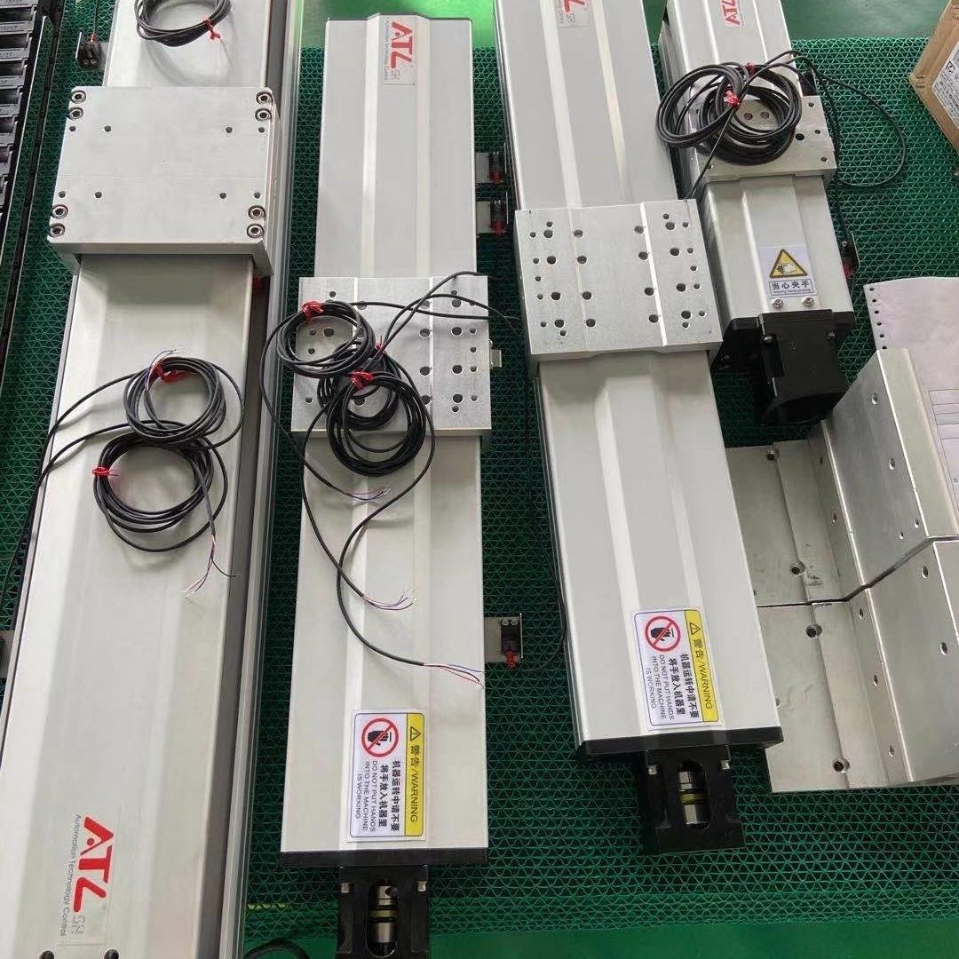 全封闭丝杆模组RCM140