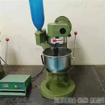 FSY-2A胶砂搅拌机