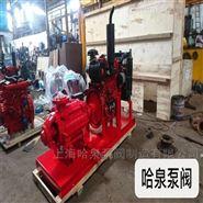 移动柴油机自吸泵车