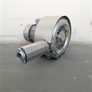 1.1KW双叶轮高压鼓风机