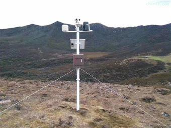 固定式远程传输气象监测站