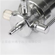 气体采样器 正压式管用圆筒形  气体检测