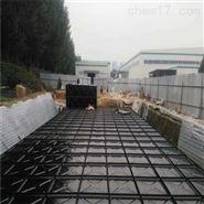 地埋式一体化消防水池泵房结构