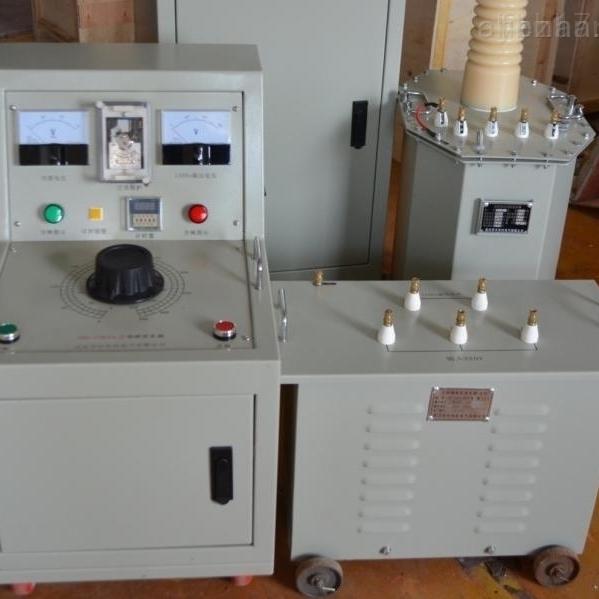 多倍频感应耐压试验电源发生装置
