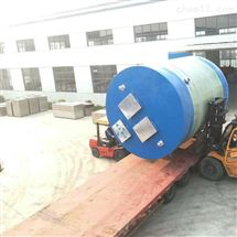 GRP玻璃钢一体化污水提升泵站