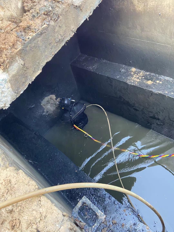 泸州污水管道封堵电话-实力派水下打捞