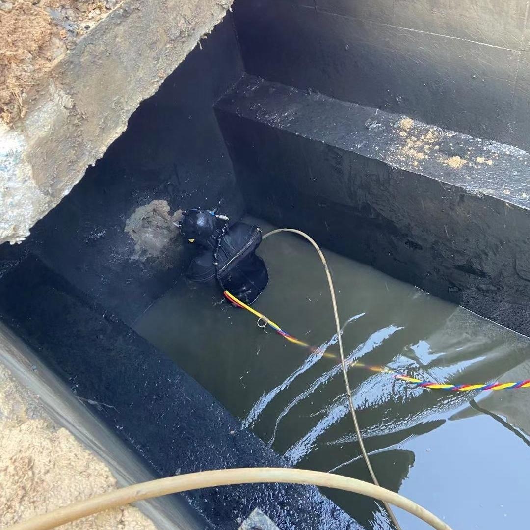 甘孜检查井水下封堵公司-实力派施工单位