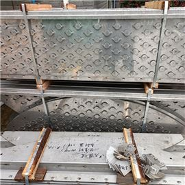 金属固阀塔盘的结构及应用